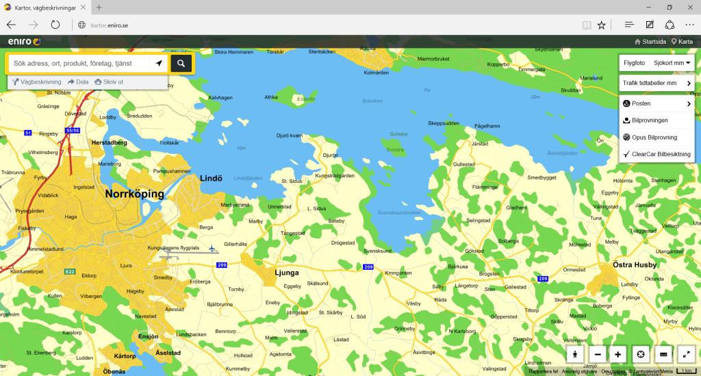 Djurön i norr och Dagsberg vid Ljunga i söder. Ett naturskönt område där viktiga tätortsnära naturområden till stora delar planeras raderas ut. Detaljplaner görs utan gång- och cykelbanor till bl.a. skola och idrott i Dagsberg eller mellan de olika bostadsområdena.