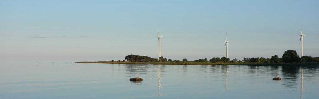 Vindkraftverk Böda förm